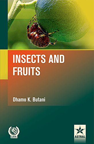 Insects and Fruits: Butani Dhamo K.