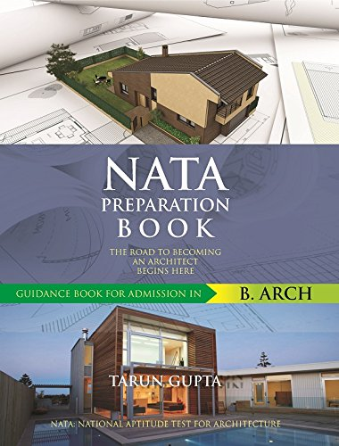 9789351281474: NATA Preparation Book : The Road to Becoming An Architect Begins Here
