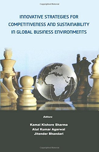 Innovative Strategies For Competitiveness and Sustainability in: Kamal Kishore Sharma,