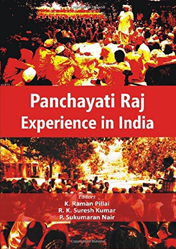 Panchayati Raj Experience in India: K. Raman Pillai,