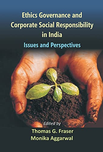 Ethics Governance And Corporate Social Responsibility in: Professor Thomas G.