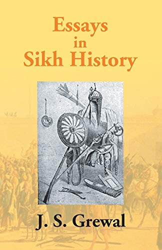 Essays in Sikh History: J. S. Grewal