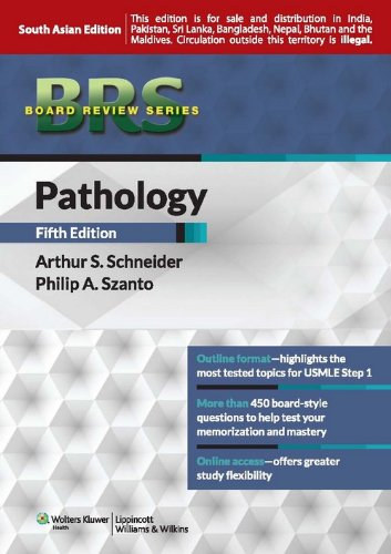 BRS Pathology (Edn 5) By Schneider: Schneider