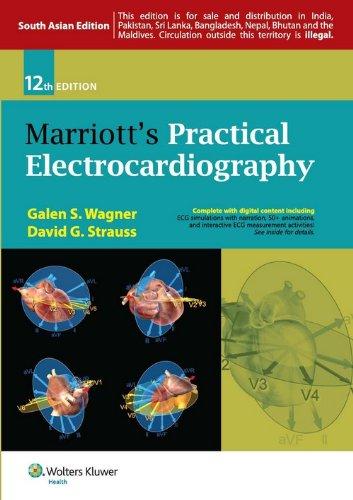 9789351291497: Marriott's Practical Electrocardiography
