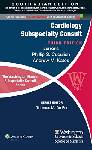 9789351292319: The Washington Manual of Cardiology Subspecialty Consult