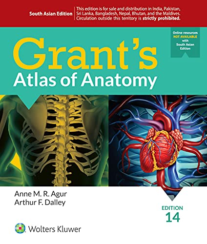 9789351296065: Atlas of Anatomy