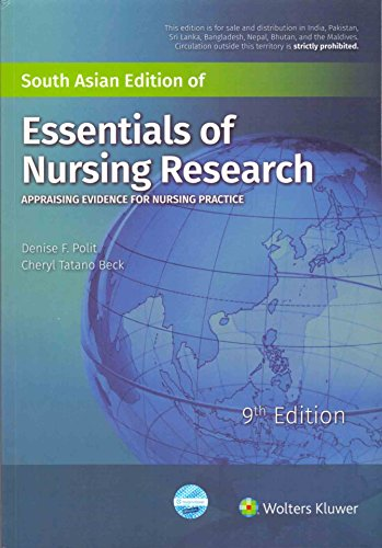 9789351298335: ESSENTIALS OF NURSING RESEARCH