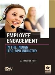 9789351302070: Employee Engagement in the indian Ites-Bpo Industry