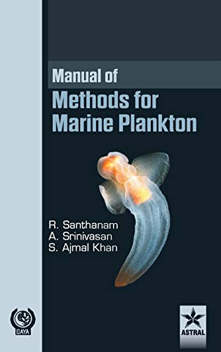 9789351305576: Manual of Methods for Marine Plankton