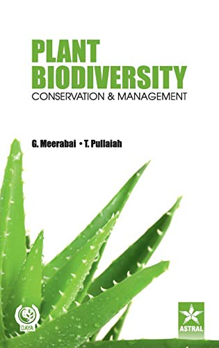 9789351306887: Plant Biodiversity Conservation and Management