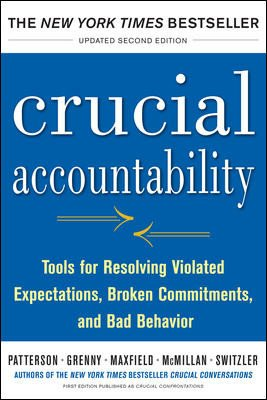 9789351340010: Crucial Accountability Tools For Resolving Violated Expectations, Broken Commitments, And Bad Behavior