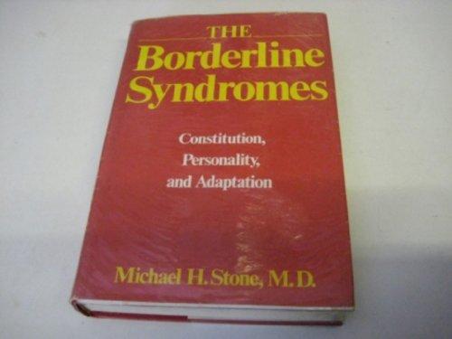 9789351340119: The Borderline Syndromes