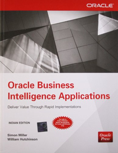 9789351341536: Oracle Business Intelligence Applications: Deliver Value Through Rapid Implementations