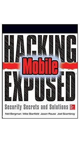 9789351342786: Hacking Exposed Mobile Security Secrets & Solutions