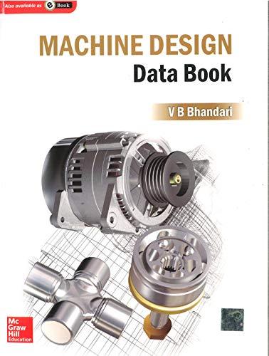Machine Design Data Book: V.B. Bhandari