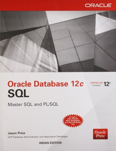 9789351342861: Oracle Database 12C SQL