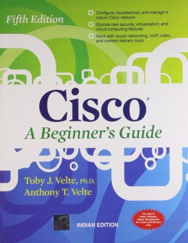 9789351343141: Cisco: A Beginner's Guide