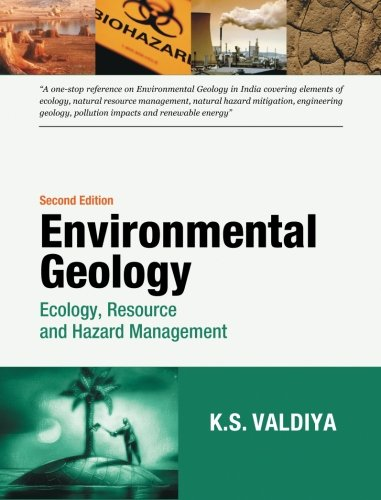 9789351343615: Environmental Geology: Ecology, Resource and Hazard Management