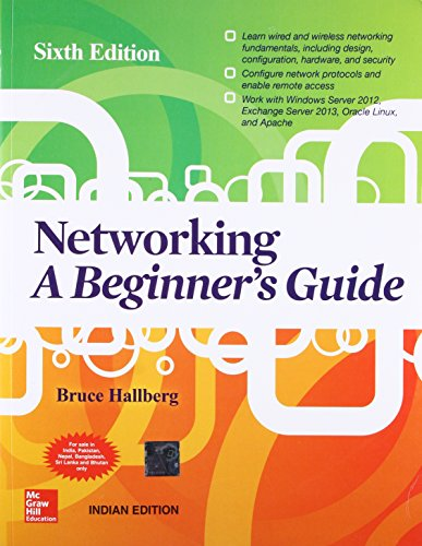 9789351344728: Networking A Beginners Guide Sixth Edition [Paperback] [Jan 01, 2017] NA