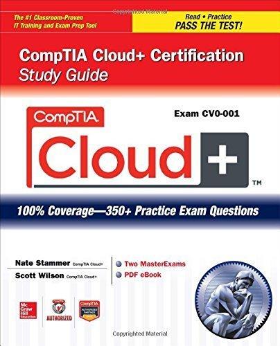 9789351344766: Comptia Cloud + Certification Study Guide (Exam Cv0-001)
