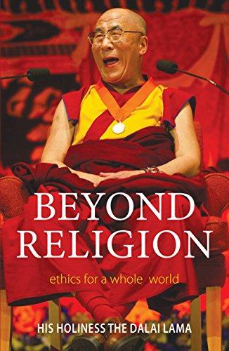 9789351360803: Beyond Religion
