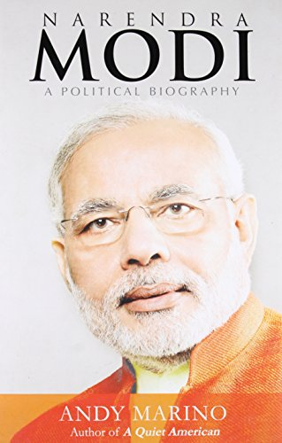 9789351362173: Narendra Modi: A political Biography