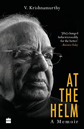 9789351369967: At the Helm: A Memoir