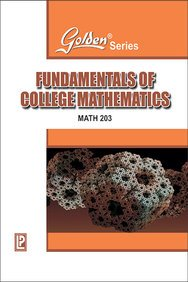 Fundamentals of College Mathematics (Math 203): N. P. Bali,