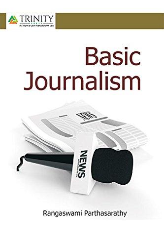9789351381044: Basic Journalism