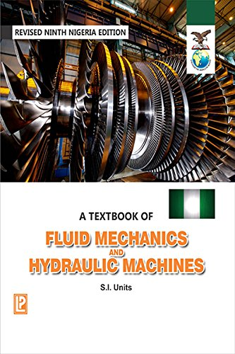 ATB of Fluid Mechanics and Hydraulic Machine-Supplement: Dr M.G.Sobamowo, Dr