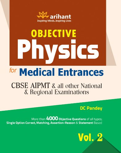 9789351415053: Objective Physics - Vol. 2 For Medical Entrance Examinations