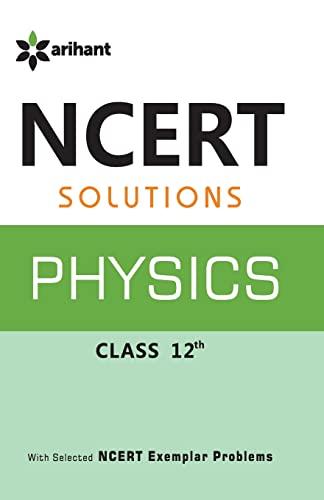 Ncert Exemplar Problems Class 12 Physics Pdf