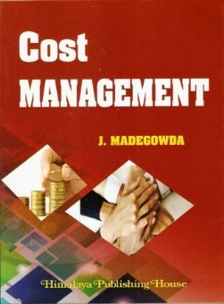 Cost Management: Madegowda, J.