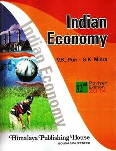 Indian Economy (Its Development Experience): Misra & Puri
