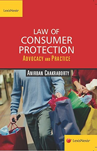 9789351431084: Law of Consumer Protection: Advocacy and Practice
