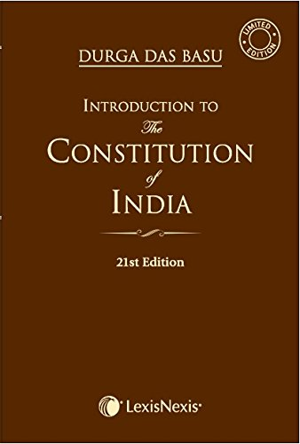 9789351432661: Introduction to the Constitution of India (Limited Edition)