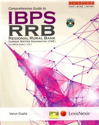 9789351434191: Comprehensive Guide To Ibps-Rrb (Regional Rural Bank) Common Written Examination (Cwe) For Officer Scale 1, 2 & 3 (With Dvd)