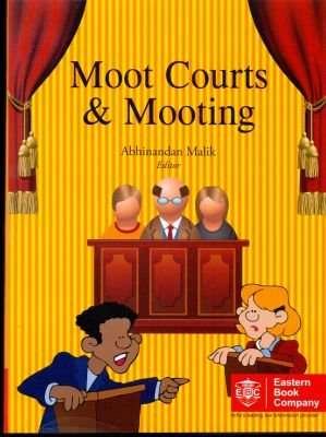 9789351451754: Moot Courts & Mooting