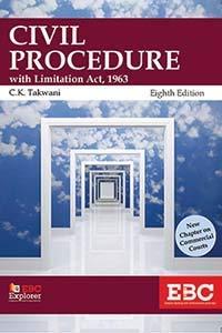 Civil Procedure (CPC) with Limitation Act, 1963