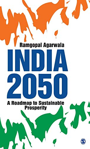 9789351500438: India 2050: A Roadmap to Sustainable Prosperity