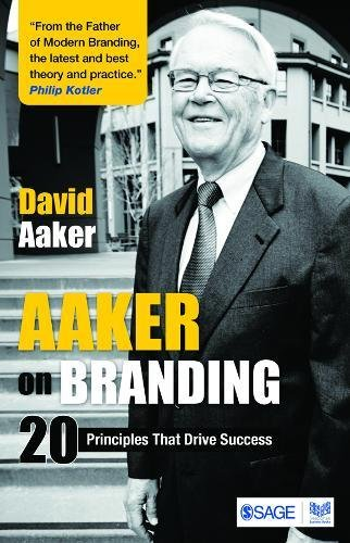 9789351503903: Aaker on Branding: 20 Principles That Drive Success