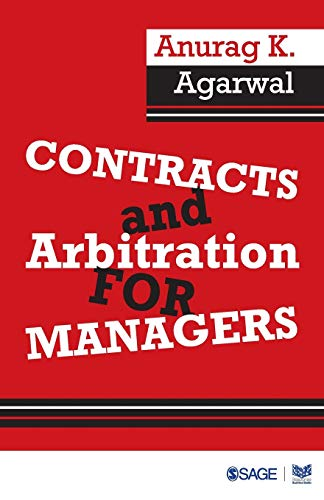 9789351506379: Contracts and Arbitration for Managers