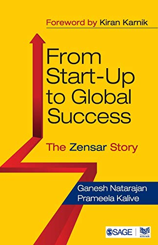 9789351508632: From Start-Up to Global Success: The Zensar Story