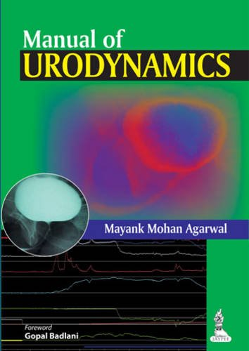 9789351521877: Manual of Urodynamics