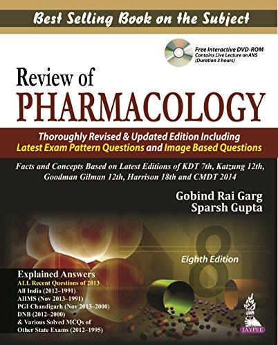 Sparsh Gupta Pharmacology Ebook