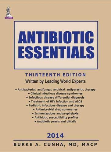9789351523468: Antibiotic Essentials 2014