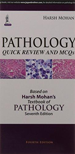 Pathology: Mohan, Harsh