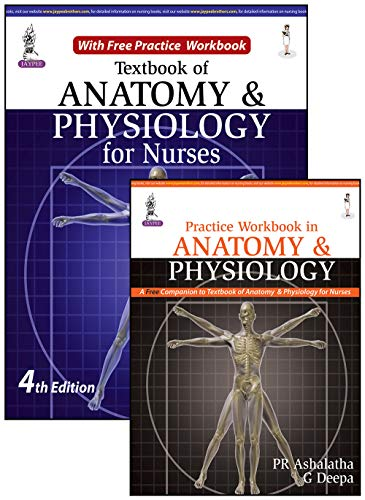 Textbook of Anatomy and Physiology for Nurses by P. R. Ashalatha , G ...
