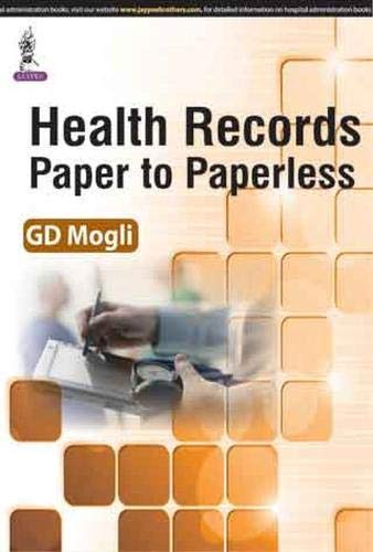 Health Records Paper To Paperless: G.D. Mogli