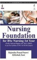 Nursing Foundation for BSc Nursing Ist year: Rajendra Prasad Seervi,Abhishek Soni